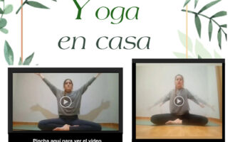 Voluntariado Empodérate: Yoga en casa